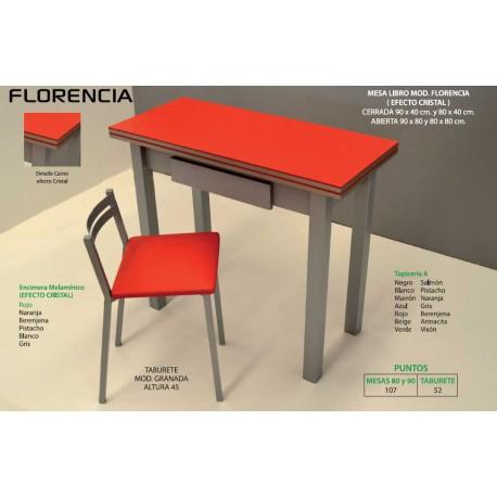 Mesa y taburete de cocina Florencia I