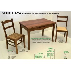 Conjunto Serie Haya II