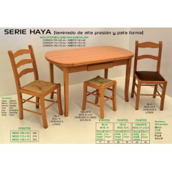 Conjunto Serie Haya III