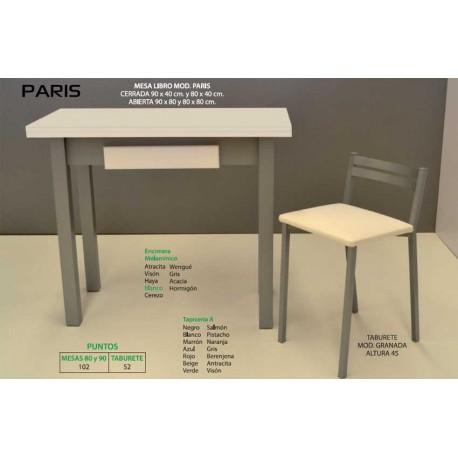 mesa y sillas de cocina París II